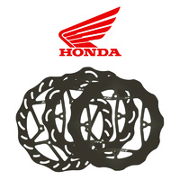 Honda DBR Dirt Tricks Brake Disc Rotors