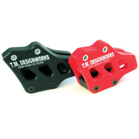 Dirtbike Australia TM Designworks Chain Guides Honda CRF 150 R [Colour: Red]