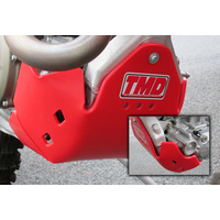 TMD Skid Plate Honda CRF450X 2005 on