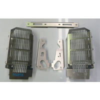 Yamaha WR250F 07-09, YZ250F and YZ450F 06-09 Radiator Guards